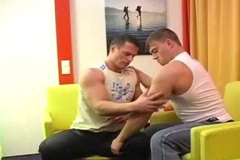 MUSCLEBOYS &  MUSCLES - each WHICH WAY
