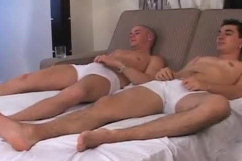 superlatively good allies Jack off jointly Porno homo