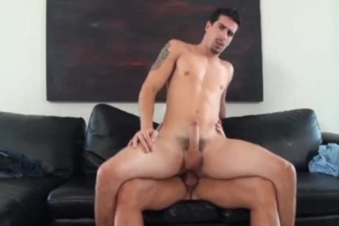 GayCastings try-out gone wrong lad moans as that man tries to take...