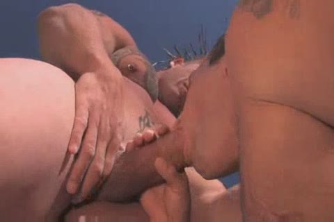 Couple and boy start bisexual adventure