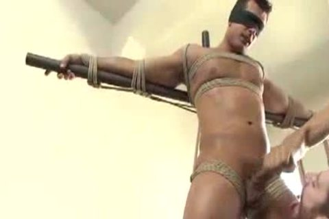 asian Top dom Van Darkholme Dominates White Bottom skank