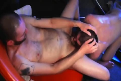 Daddy Ben Bear And Partybottompdx's sadomasochism Session | Part 1