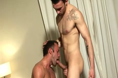 Hard & Succulent British ManMeat