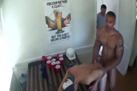 Gaystraight non-professional plowed right into an arsehole For A Dare