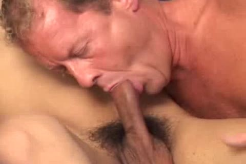 young Latin Makes older lad Moan
