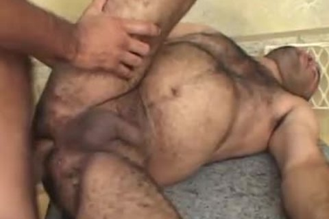 Bears nail With penis rubber After Petting