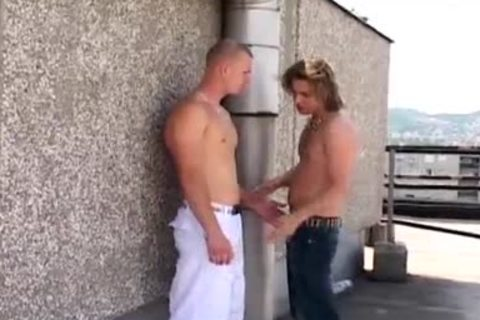 Curtis And Ferris acquire arsehole nailed In Public