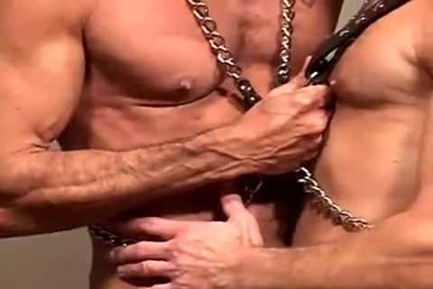 Bryce Jake Lito Leather three-some