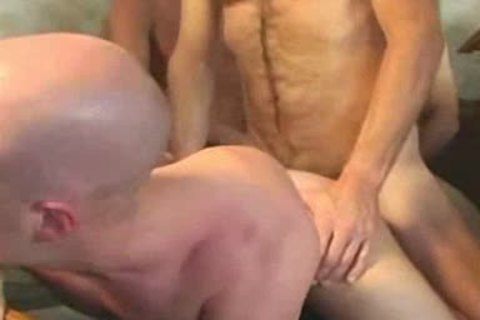 Exboyfriends threeway doggystyle bunch sex