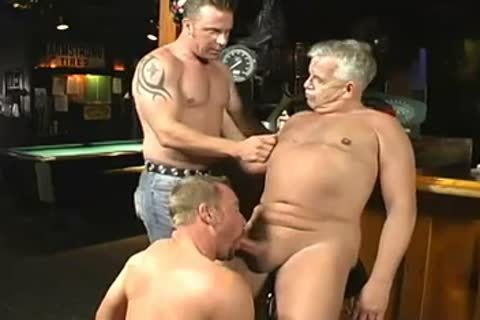 nasty Daddy And Two Younger males