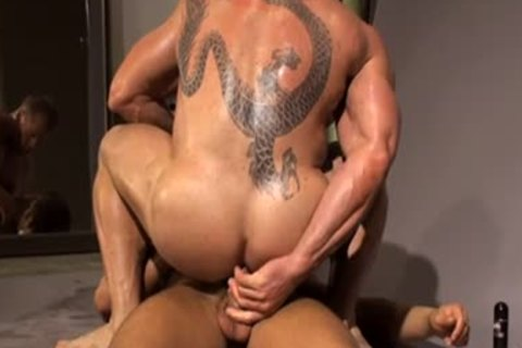 Muscle Tattoo Sex