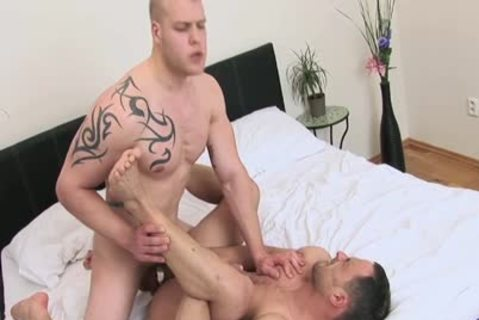 Paul recent Barebacks Andy West