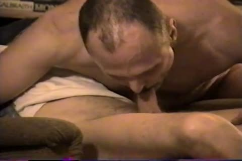 Wanking engulfing and butt nailing pleasures two