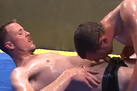 painfully Wrestling - Scene 4