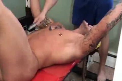 yummy biggest Muscle fastened And Tickled - Ryan Skull