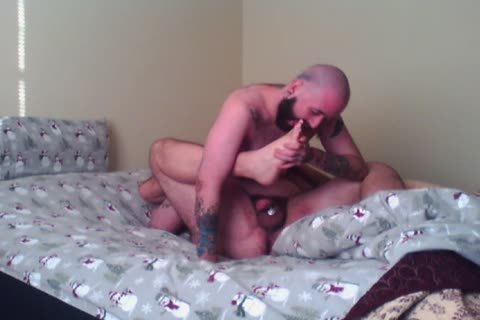 Much old video scene scene. Some Foreplay, Then Paul bonks James, And Fills It Up For Him.