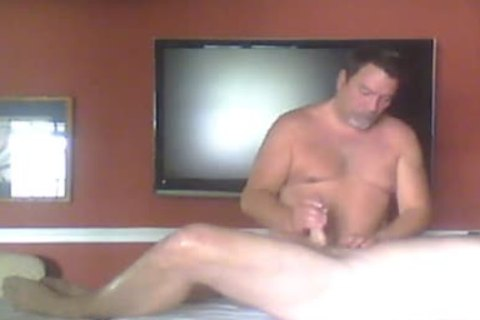 he Drove From Miles Away To Experience A Relaxing Full Body Rubdown.