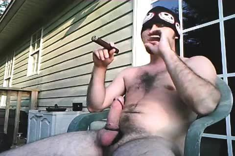 one greater quantity daddy clip Of Me Stroking Outside When I Lived In Alabama. Just Enjoying A admirable Cigar And Being A fellow!