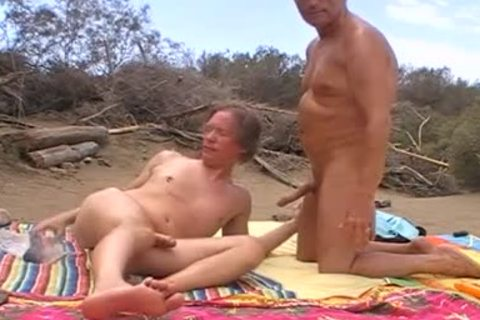 When The Sun Burns Down In The Dunes Of Maspalomas, We Usually acquire sleazy, No Matter If Anyone Is Around Or Passing By. I Love To Feel My Husbands pecker In My Hungry ass When that guy Breeds Me. So I cant assist But Shooting My Load When His lar