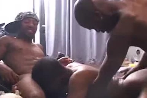 Three wicked gay Brothers Licking Balls And