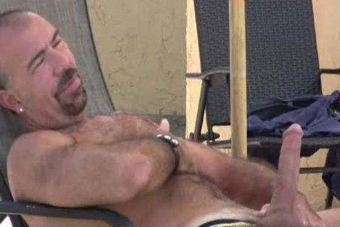 HotOlderMale - Jason Proud nails Brock Hart