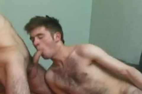 Teen fingers his ally s butthole then plows it