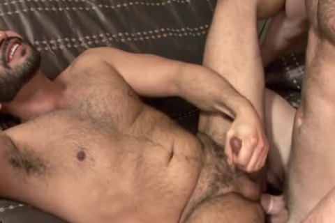 Fashionable homosexual boyz nailing cumming