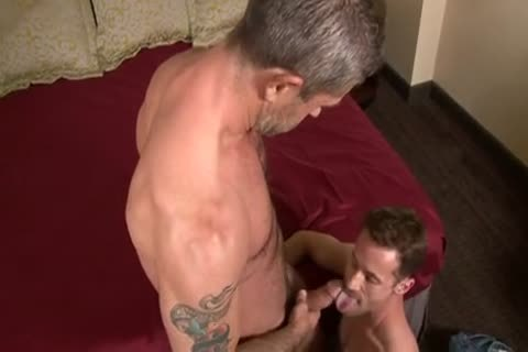 excited  gang-sex  Daddy  Top  bonks  And  Dumps  His  Load  In  His  bawdy  Bottoms  chap-gap