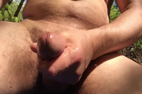 Two ruined orgasms edging my frenulum knob contractions