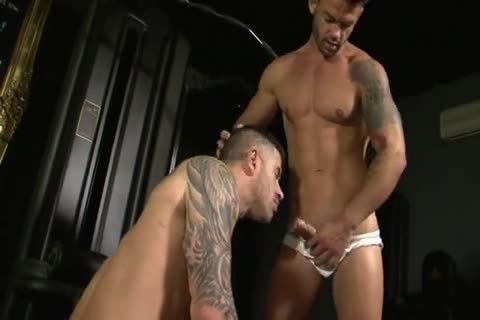 Adriano Carrasoc Wrecks Adam Killian's anal