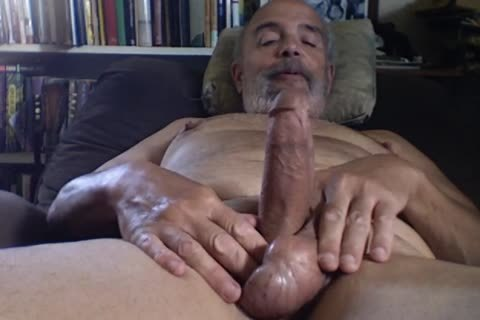 """My dick Is So enormous And Hard. that chap Measures 8"""" In Length And Is 6"""" enormous. I enjoy Showing Him Off So Much That I do not acquire to sex sperm To Achieve The Climax That Makes Me Feel So pretty."""