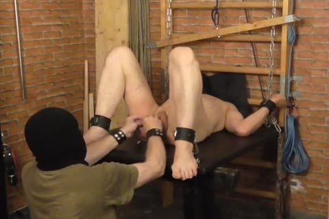 A sadomasochism-session In A appealing Afternoon. The taskmaster Likes To Play With The Balls Of The villein And spanking The wazoo. taskmaster: Sadist52 villein: MasoFun