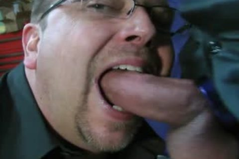 TEN MINUTES OF IN-YOUR-FACE, large, SLOPPY, SLIPPERY, knob-SLURPIN' ALL-MALE blow job joy-service ACTION WITH ROB BROWN.  I'M completely LOVIN' THAT large VEINY PIECE OF penis!