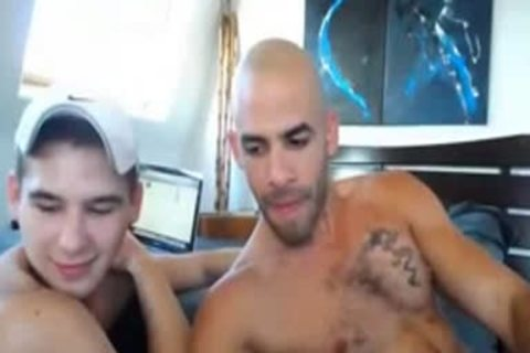 Interracial boyz naked web camera
