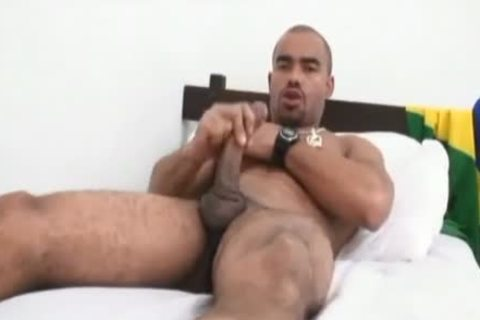 biggest Dicked Latino Showing Off For The Camera