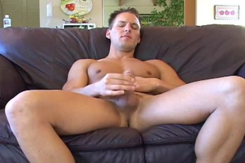 A cook jerking On Camera With Brandon Fox