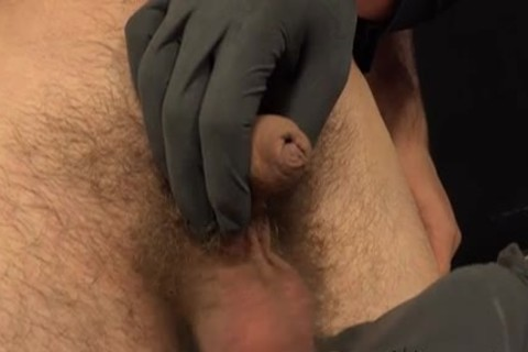 Paul And Viktor concupiscent handjob