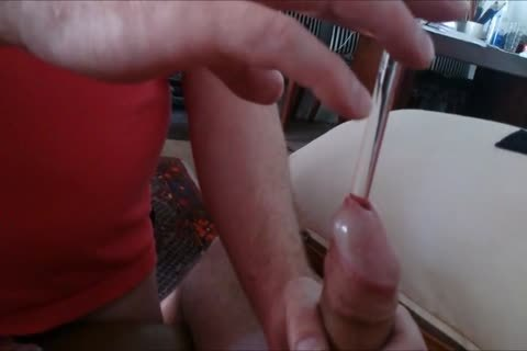 A Buddy And I Were Watching Some XTube movies, And Got Super excited To Sound Our knobs.  did not Take lengthy Form My Buddy To Take Over My rod And Sound It lengthy, Hard And unfathomable Till I discharged My Load