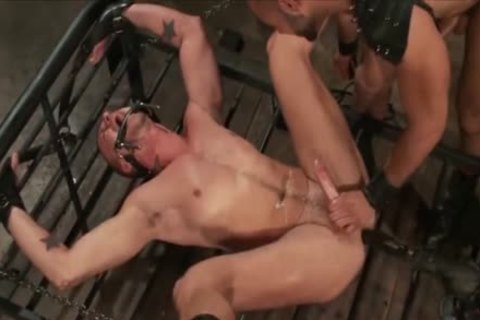 boyz Milked To big Cumshots By boyz