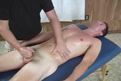 A Massage From An daddy concupiscent homo lad