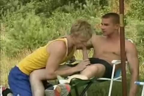 blonde Runner gets hammered By Two boyz.flv