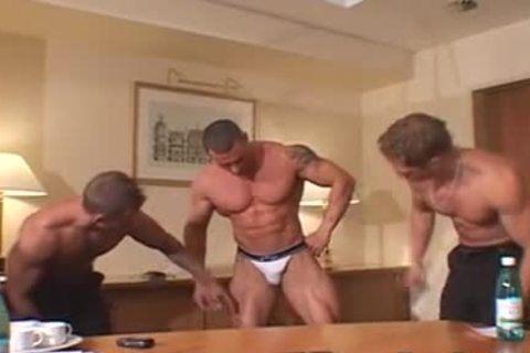 3 greater quantity taut Muscle Posers