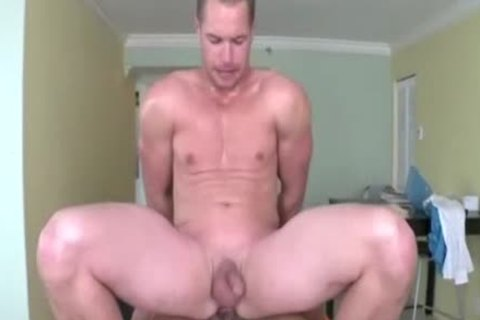 homo butthole For Hunks avid For butthole During The Massage Session