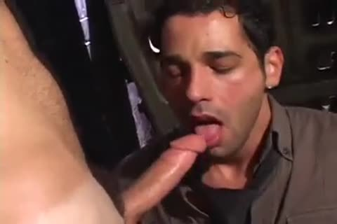 Palatable selfsucking hunk solo