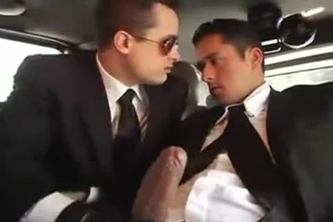 pound My Boss In The Limo