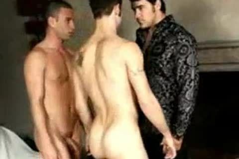 Chris Rockway, Blake Riley & Malachi Marx