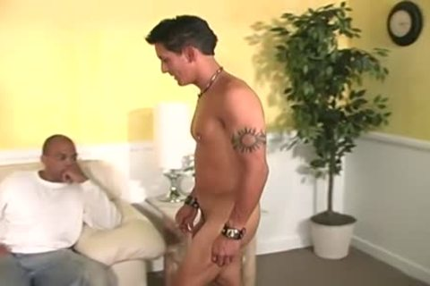 Darksome guys love getting wicked bare