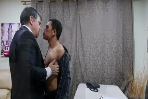 enchanting Daddy Chinese nailing And Slurping