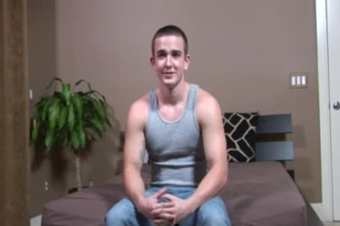 Multiple Male Orgasms In homo Porn Xxx Somewhat Nervous,