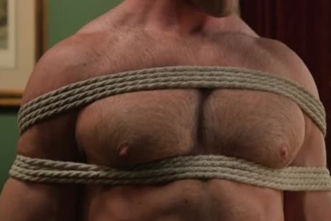 tied Up yummy lad nailed